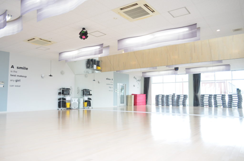 Fitness&Dance Studio α floorの画像